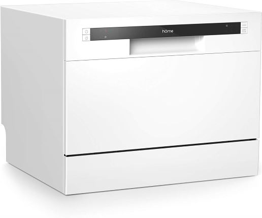 hOmeLabs-Compact-Countertop-Dishwasher